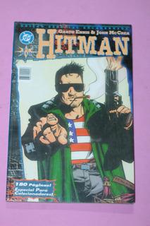 Hq Hitman Ediçao Especial Encadernada Gibi Dc Comics