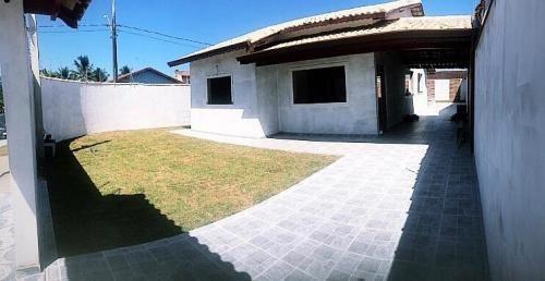 Casa Com 500 Metros Do Mar Em Itanhaém - 6369   A.c.m
