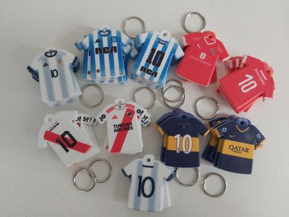 Llaveros Camiseta Personalizados Equipos De Futbol