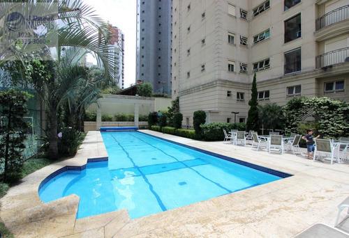 Apartamento Alto Padrão 4 Suítes 5 Vagas Espaço Gourmet Piscina Para Venda Em Santana São Paulo-sp - 80436