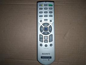 Controle Remoto Projetor Sony Rm-pjm17 Original