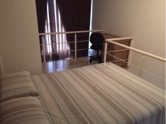 06033 - Flat 1 Dorm. (1 Suíte), Brooklin Novo - São Paulo/sp - 6033