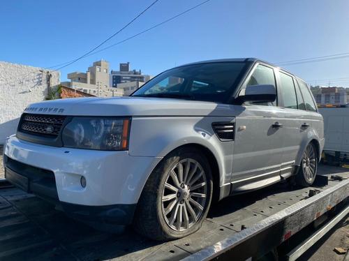 Sucata Range Rover Sport 3.0 V6 Diesel 2012 Retirar Peças