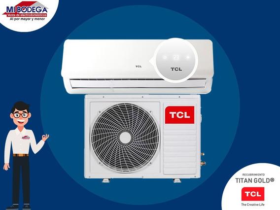 Aire Acondicionado Tcl 12000 18000 2400 Btu Alta Eficiencia