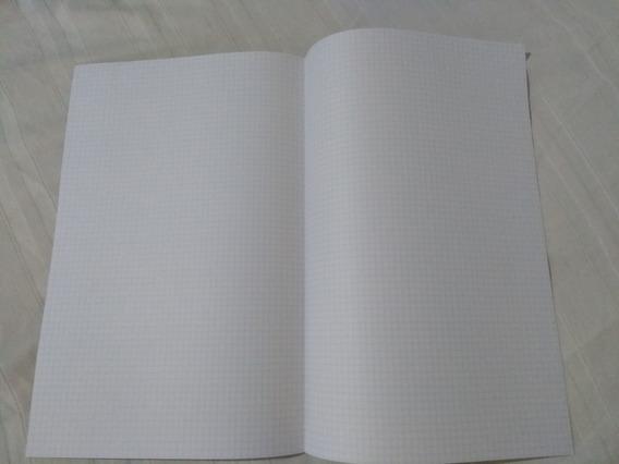 Cuadernillo Doble Oficio Cuadriculado