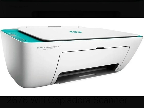 Impressora Hp 2676
