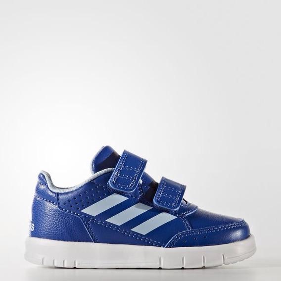 Tenis adidas Sport Blue Stan Smith Fortarun