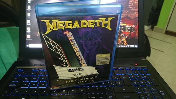 Megadeth - Rust In Peace Live Blu Ray