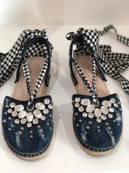 Zapatos, Miu Miu, Espadrilles