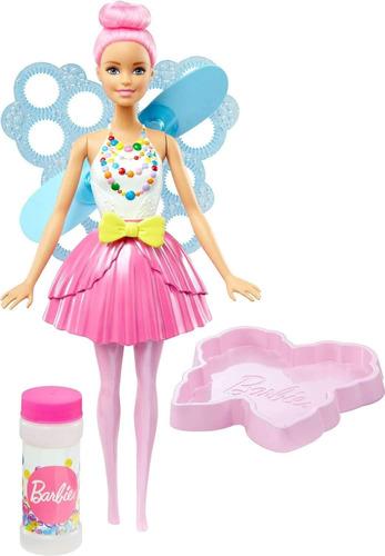 Oferta Barbie Hada Burbujas Mágicas Original Nueva Mattel