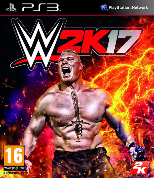Wwe 2k17 Ps3 Psn Game Wwe 2k17 Playstation 3 Wwe 2k17 Play 3