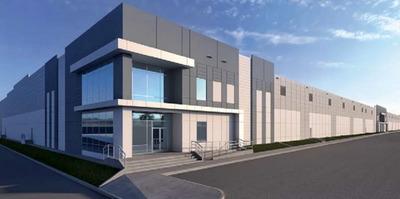 Renta De Nave Industrial Building 1 Suite A, En Vesta Park Lagoeste, En Tijuana B.c.