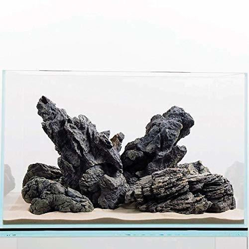 Imagen 1 de 2 de Colección De Piedras Seiryu De Estados Unidos, 7  11 Piezas