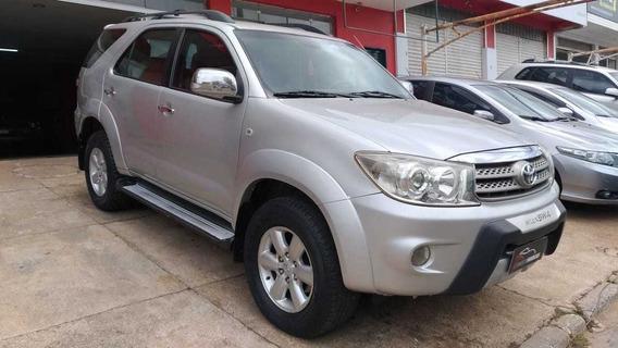 Toyota Hilux Sw4 Sr 4x2 2009/2010 Gasolina(topamos Negociar)