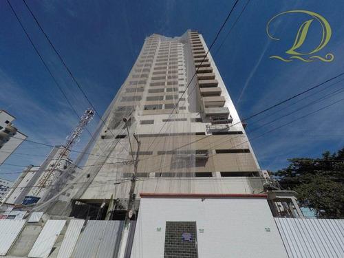 Imagem 1 de 16 de Lançamento Apartamento De 2 Quartos Com 2 Vagas À Venda Em Praia Grande Com Lazer Completo!!! - Ap4544