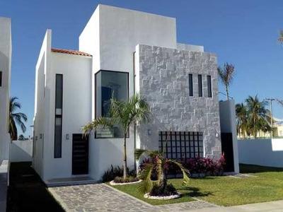 Casas En Acapulco Diamante Con Club De Playa Privado