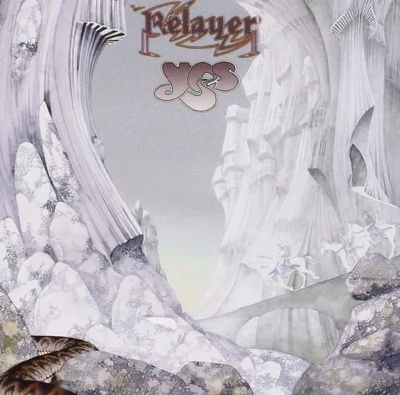 Yes Relayer Cd Nuevo Oferta Steve Howe Rick Wakeman