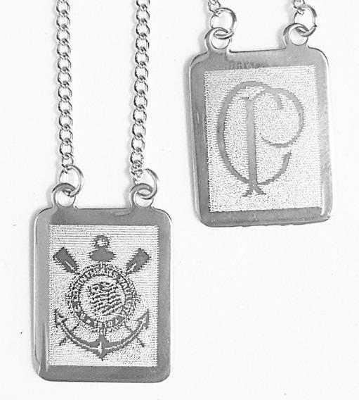 Escapulário Corinthians Cp Grande