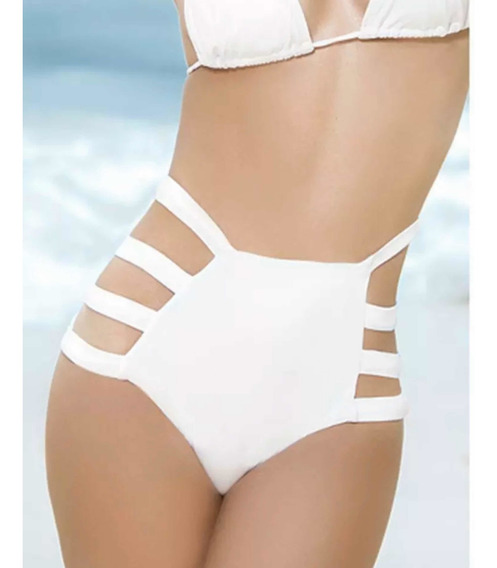 Bikini Sexy Body Liguero Blanco