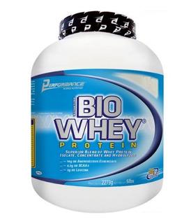 Bio Whey 2,273kg - Performance Nutrition (vários Sabores)
