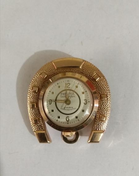 Reloj Provita Placa De Oro Vintage