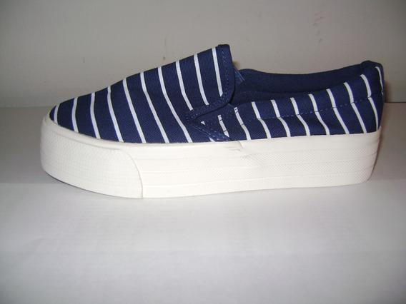 Zapatos Tipo Vans Para Niñas.
