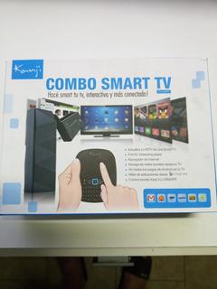 Smarter Kanji Kj-smtr Smarttv C/remoto Para Reparar