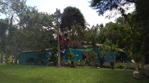 Imagem 1 de 10 de Chácara Com 4 Dormitórios À Venda, 5100 M² Por R$ 510.000,00 - Estância Angelina - Suzano/sp - Ch0606