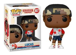 Funko Pop - Lucas - N° 807 - Stranger Things