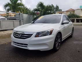 Honda Accord Blanco 2012 Excelentes Cond. K5 Camry Y20 Civic