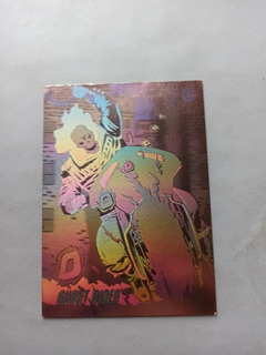 Holograma Ghost Rider Marvel 1992 Impel