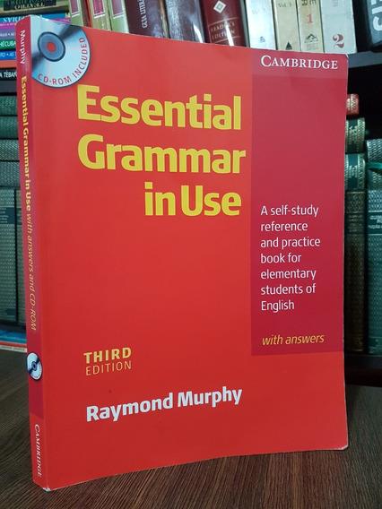 Essential Grammar In Use - Third Edition - Sem Cd