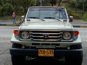 Toyota Land Cruiser Land Crusier