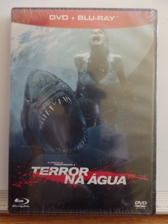 Blu-ray Terror Na Agua Sara Paxton Lacrado Frete Grátis