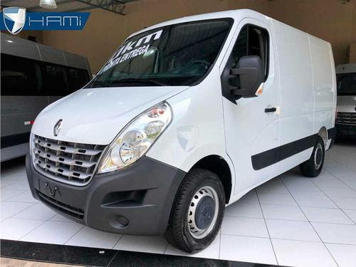 Renault Master Furgao L1h1 Branco 2020 Diesel