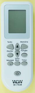 10 Controle Para Ar Condicionado Consul Split - Bem Estar