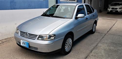 Volkswagen Polo Classic 1.9 Sd Confortline 2008