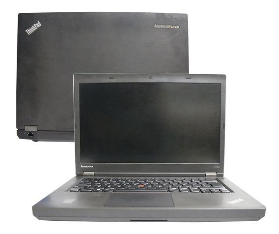 Notebook Lenovo Thinkpad T440p I5 8gb 320gb