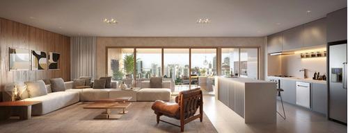 Imagem 1 de 15 de Apartamento 2 Suítes, Terraço, 2 Vagas E Lazer Em Moema - 391