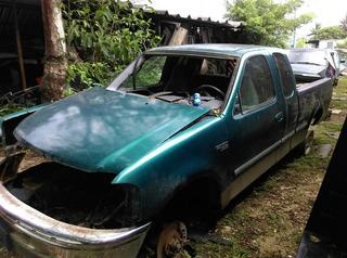 Ford Lobo 96, 97, 98, 99, 2000 4x2 Cabina Y Medía