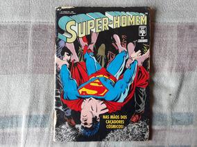 Revista Super-homem - Ano 1989 - Nº 64 - Português