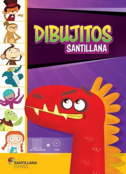 Dibujitos Santillana Espanhol + Dvd