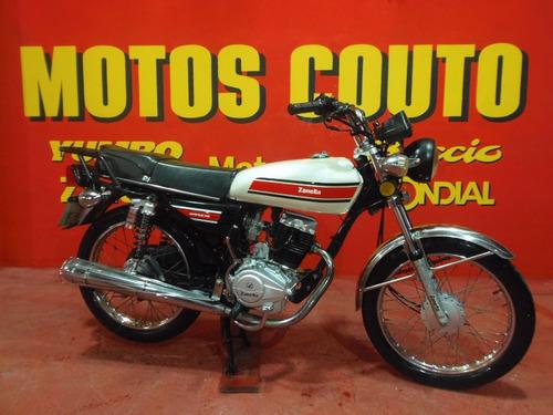 Zanella Sapucai 125 Baccio Classic F 125 == Motos Couto ===