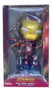 Figura Iron Man Mark L Bobble Head Avengers Infinity War