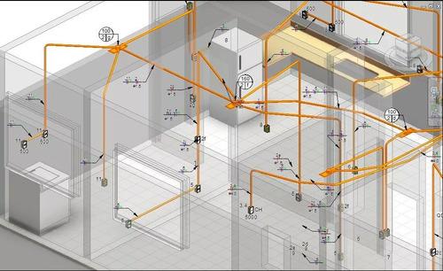 Imagem 1 de 4 de Projeto Elétrico / Arquitetônico / Hidrossanitário / Estrutu