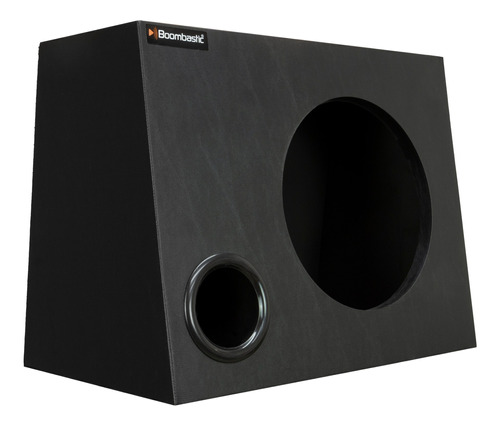 Caixa Box De Som Universal Dutada 1x10 P/ Falante 10