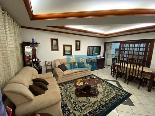 Imagem 1 de 26 de Casa Com 3 Dormitórios À Venda, 183 M² Por R$ 450.000,00 - Vila Assunção - Praia Grande/sp - Ca0189