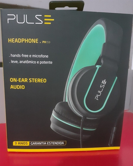 Headphone Ph159 Pulse