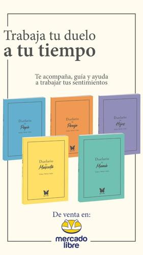 Duelario-paquete 5 Diferentes Cuadernos De Trabajo P/ Duelo