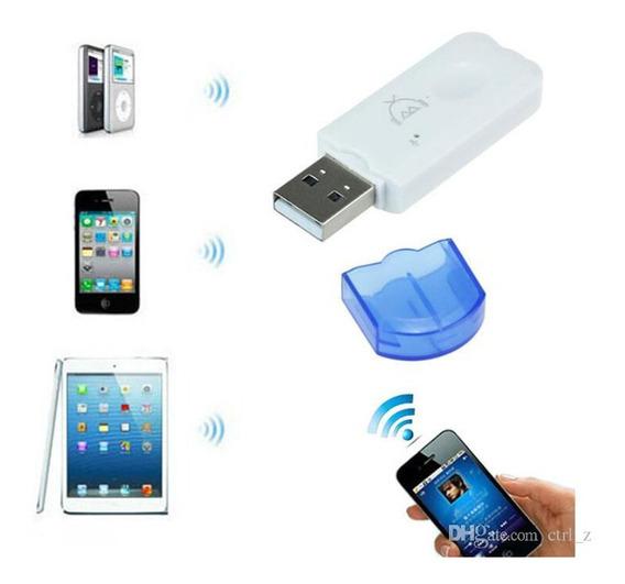 Receptor Musica Auto Bluetooth Usb Parlante Stereo Receiver
